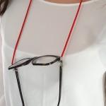glasögonsnöre textil