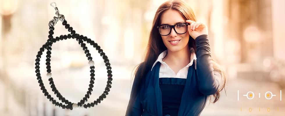 glasögon accessoar Glasögonsnöre