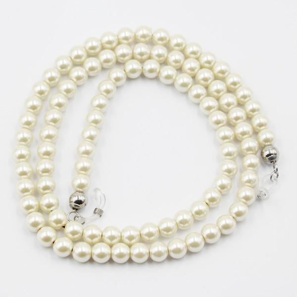 pärlor 5mm vita