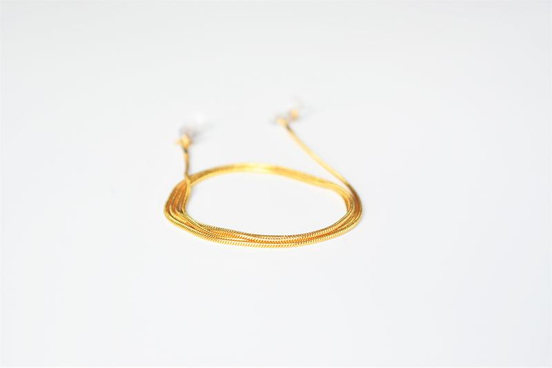Snake chain – glasögonsnöre